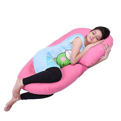 U Shape/C Shape Pregnancy Pillow-Full Body Pillow for Maternity & Pregnant Women 4