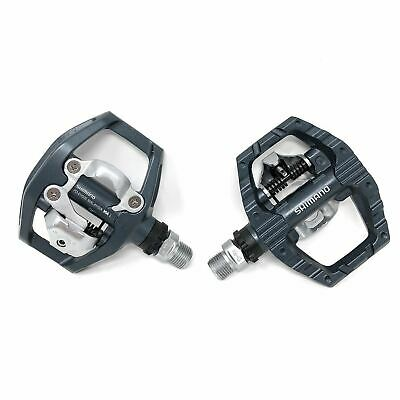 NEW Shimano PD-EH500 SPD Road Touring City Bike Pedals Clipless//Platform