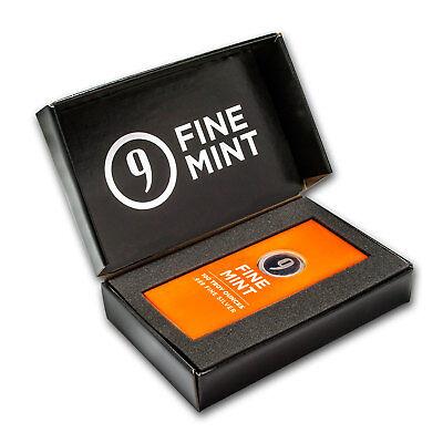 100 oz Silver Bar - 9Fine Mint - SKU# 156275 3