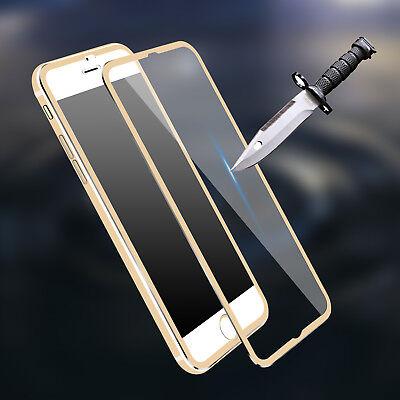 3D FULL COVER iPhone 8 7 6S 6 Plus Schutzglas 9H   Folie GLASS 3