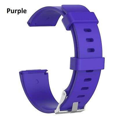 For Fitbit Versa / Versa Lite Replacement Band Silicone Strap Wristband 8