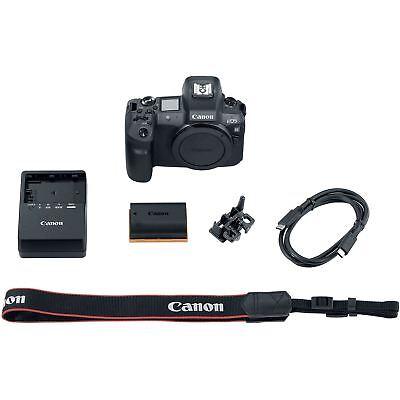 Canon EOS R Mirrorless Digital Camera Body 30.3 MP Full-Frame 4
