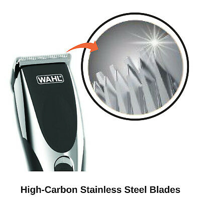 Wahl Cordless Rechargeable Professional Hair Clipper Shaver Trimmer Grooming Set 2