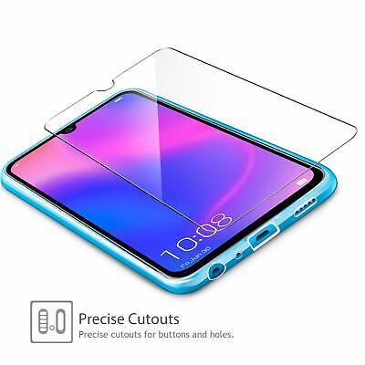 Verre trempé Huawei P30 P30 Lite P30 Pro vitre film protection écran 9H Lot 2 9