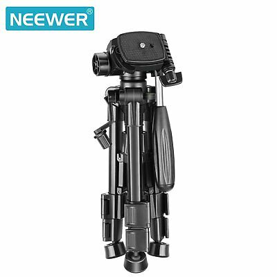 Neewer Mini Travel Tabletop Camera Tripod 24 inches with 3-Way Swivel Pan Head 8