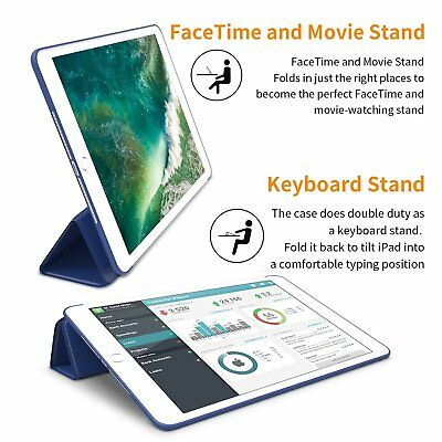 Shockproof iPad Cover Case Stand for iPad 6th Gen 2018 A1893 A1954 8
