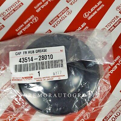 TOYOTA OEM Brake-Front-Hub Grease Cap 4342335010