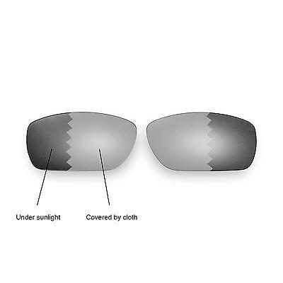 106c045c93b ... New Walleva Polarized Transition Lenses For Oakley Tinfoil Sunglasses 3