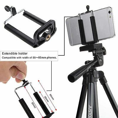 Tripod Stand Mount For Digital Camera Camcorder Phone Holder iPhone DSLR SLR UK 4