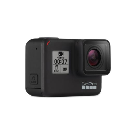 GoPro Hero 7 Black 4K60-Action Cam wasserdicht Sprachsteuerung Touchscreen 4
