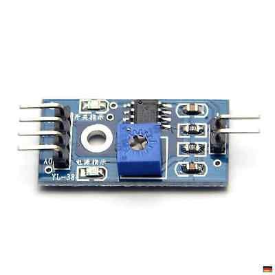Regensensor Regen erkennen Raspberry Pi YL-38 FC-37 Arduino Wasser Sensor 4