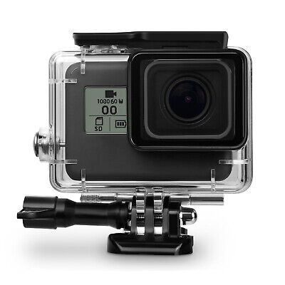 Waterproof Housing Case for GoPro Hero 7 Black 6 5 Protective Shell with Bracket 2