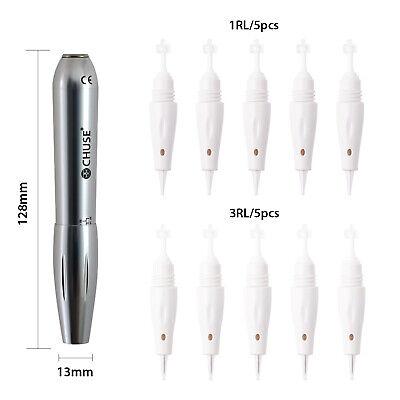 Permanent Makeup DIGITAL MACHINE - Intelligent SPMU Full Kit Tattoo Needles Tool 7