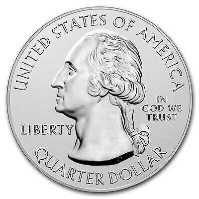 2019 5 oz Silver ATB Lowell National Historical Park, MA - SKU#171378 2