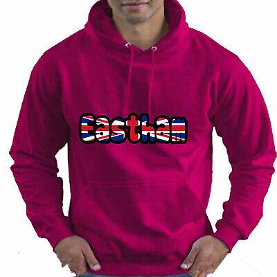 Eastham Love Childrens Childs Kids Boys Girls Hoodie Hooded Top 5