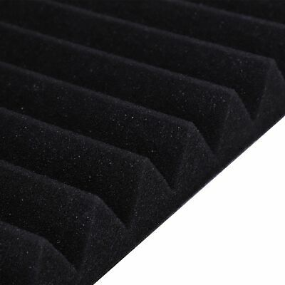 6/12/24 Acoustic Panels Tiles Studio Sound Proofing Insulation Closed Cell Foam 12