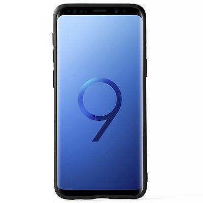 Matte Silikon Case für Samsung Galaxy S9 Samsung Galaxy S9+ Plus Unifarben Hülle 3