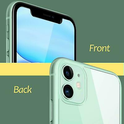 Premium Tempered Glass Screen Protector for iPhone XS XR 11 11 Pro Max (2 Pack) 4