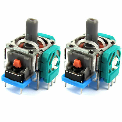 6 12pcs Analog Stick Joystick Replacement for XBox One PS4 Controller 6