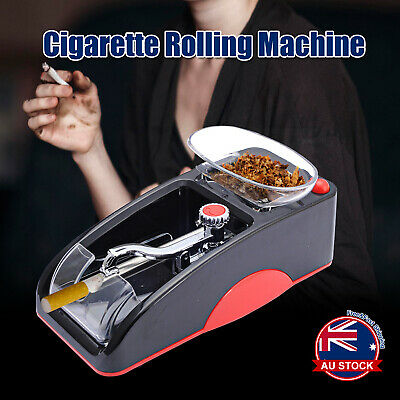 Electric Automatic Cigarette Injector Rolling Machine Tobacco Maker Roller A 9