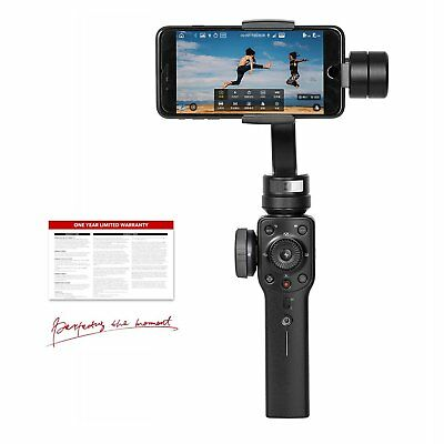 Zhiyun Smooth 4 3-Axis Gimbal Stabilizer for Smartphone Mobile | No Manual 2