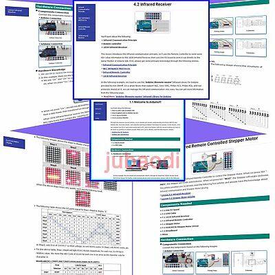 EPAL Professional Starter Kit  (Arduino UNO R3 -Compatible) Compass Gyro AU 6