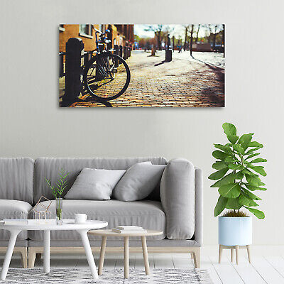 Leinwandbild Kunst-Druck 100x50 Bilder Fahrzeuge Steuerrad