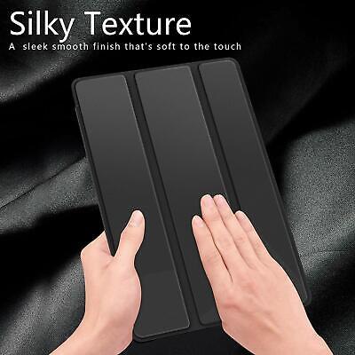 Samsung Galaxy Tab S5e T720 T725 Case Slim Smart Folio Leather Sleep Awake Cover 9