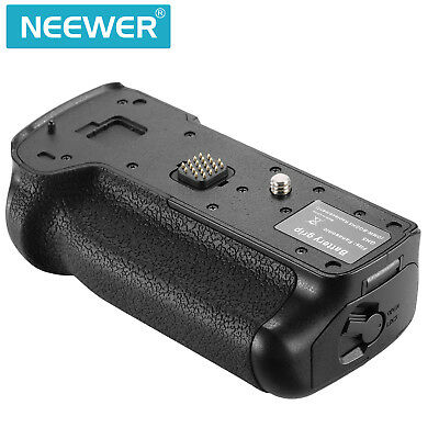 Neewer Vertical Battery Grip Replacement for DMW-BGGH5 for Panasonic LUMIX GH5