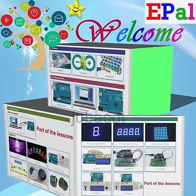 EPAL Professional Starter Kit  (Arduino UNO R3 -Compatible) Compass Gyro AU 2