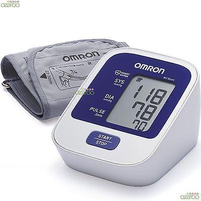 Omron M2 Basic Digital Automatic Intellisense Upper Arm Blood Pressure Monitor 3