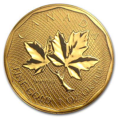 2008 Canada 1 oz Gold Maple Leaf .99999 BU (w/Assay Card) - SKU #42882 4
