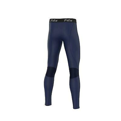 FDX Homme ProCouche base UnderGear Compression Manches Longues & Leggings 7