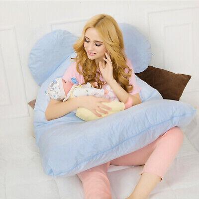 U Shape/C Shape Pregnancy Pillow-Full Body Pillow for Maternity & Pregnant Women 6