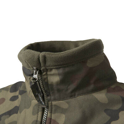 Helikon Tex Infantry Duty Fleece Jacket Black schwarz Outdoor Jacke 6
