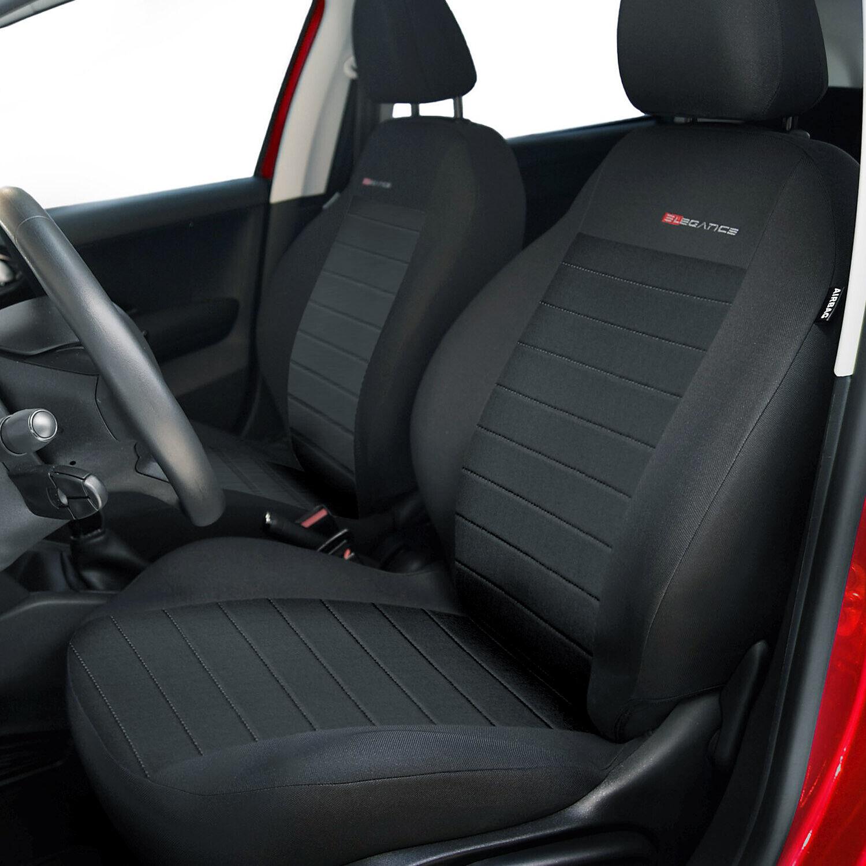 Skoda Superb Universal Rot Front Sitzbezüge Sitzbezug Auto Schonbezüge