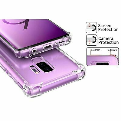 360 TPU Case Shockproof Cover For Samsung Galaxy J3 J5 A3 A5 2017 S8 S9 S10 Plus 8