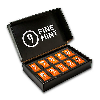 5 oz Silver Bar - 9Fine Mint - SKU# 156273 4