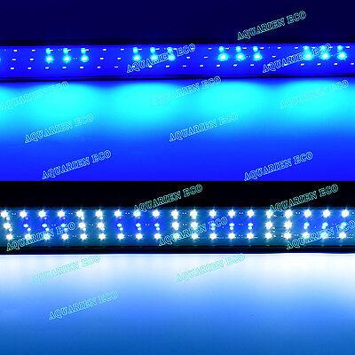 30-180cm FULL Spectrum Aquarium Fish Tank LED Light Fresh Marine Plant Lights 4