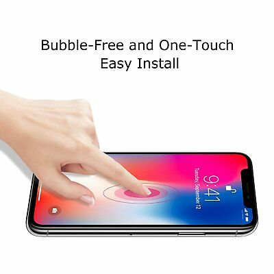 Apple iPhone X XS Max XR 8 7 6 6S Plus SE 5S 5 Tempered Glass Screen Protector 7