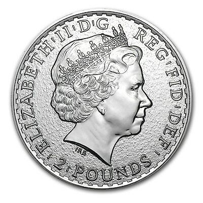 2015 Great Britain 1 oz Silver Britannia BU - SKU #86219 2