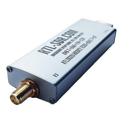 RTL-SDR Blog V3 RTL2832 1PPM TCXO HF BiasT SMA Software Defined Radio + Antennas 3