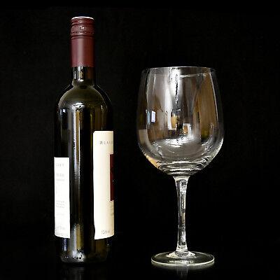 Weinglas XXL mit 750ml Fassungsvermögen Rotweinglas Weißweinglas Rotwein 2