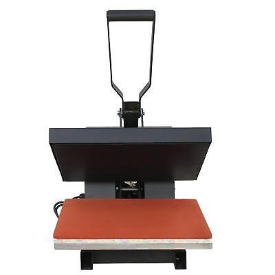 "15""X15"" DIY Digital Clamshell T-shirt Heat Press Machine Sublimation Transfer 4"