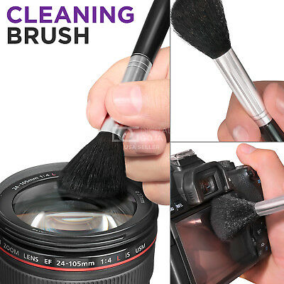 Altura Photo® Professional Lens Cleaning kit for Canon Nikon Sony DSLR Camera 8