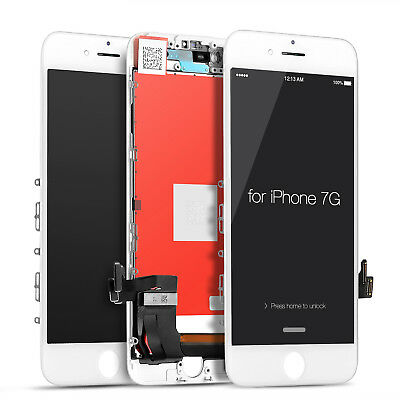 For iPhone 7 7 Plus LCD Display Touch Screen Digitizer Assembly Replacement OEM 8