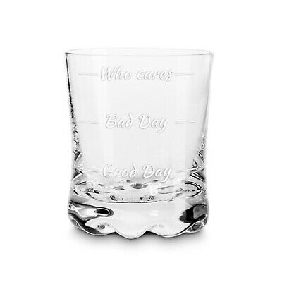 Whiskeyglas Wie war dein Tag? Whiskyglas How was your day? Whiskey Tumbler 2