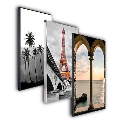 17 Steinfeld® GLAS Premium Infrarotheizung mit Ultra-HD Bilder 350-1200Watt