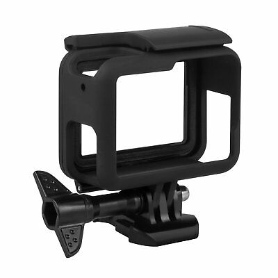 Frame For GoPro HERO 5/6 Black Housing Border Protective Shell Case Lens Cap 4