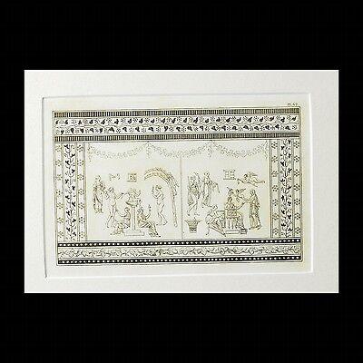 Aphrodite- Antique Hamilton & Kirk Engraving Print